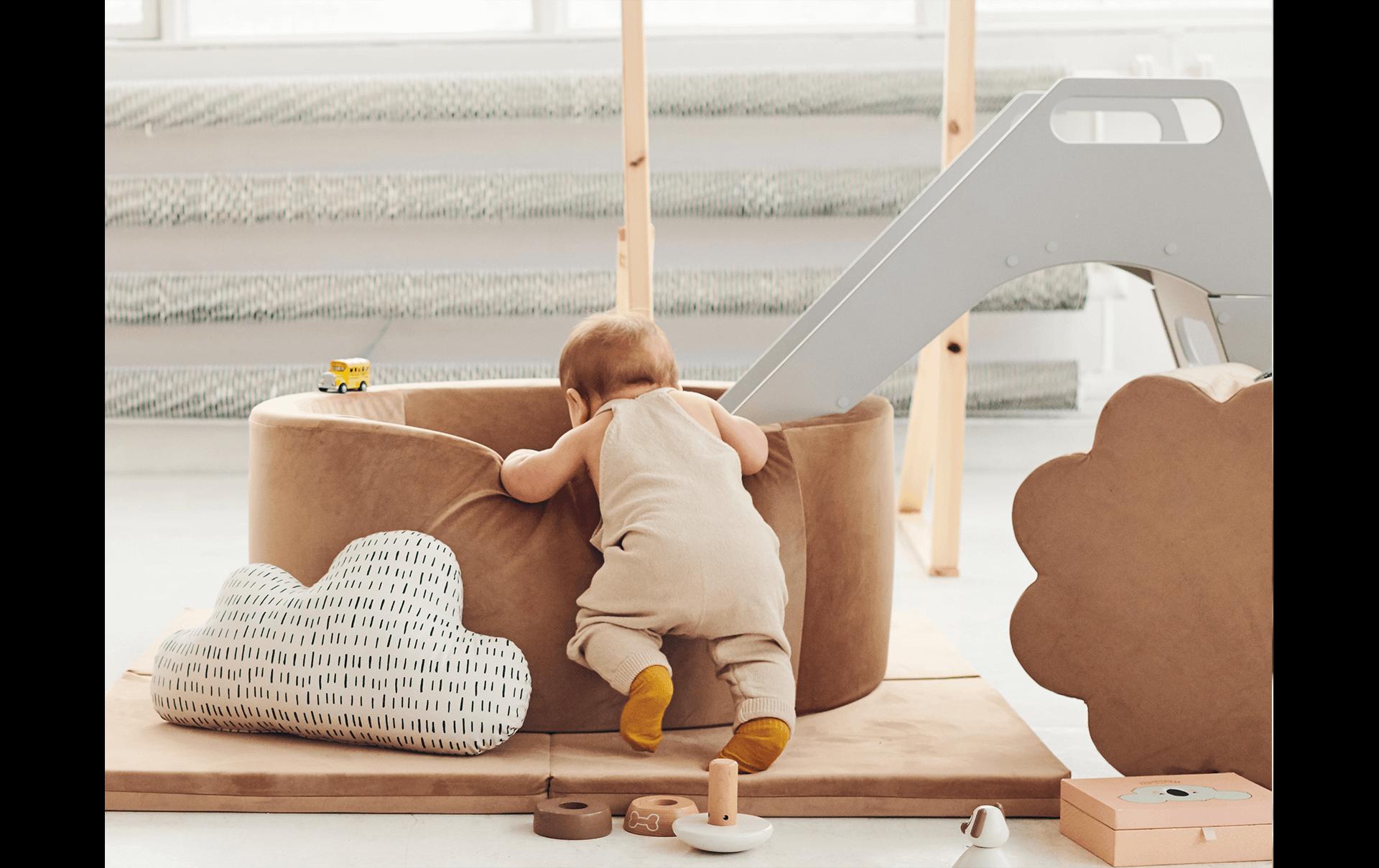 Fisioterapeuta – estimulando el desarrollo infantil